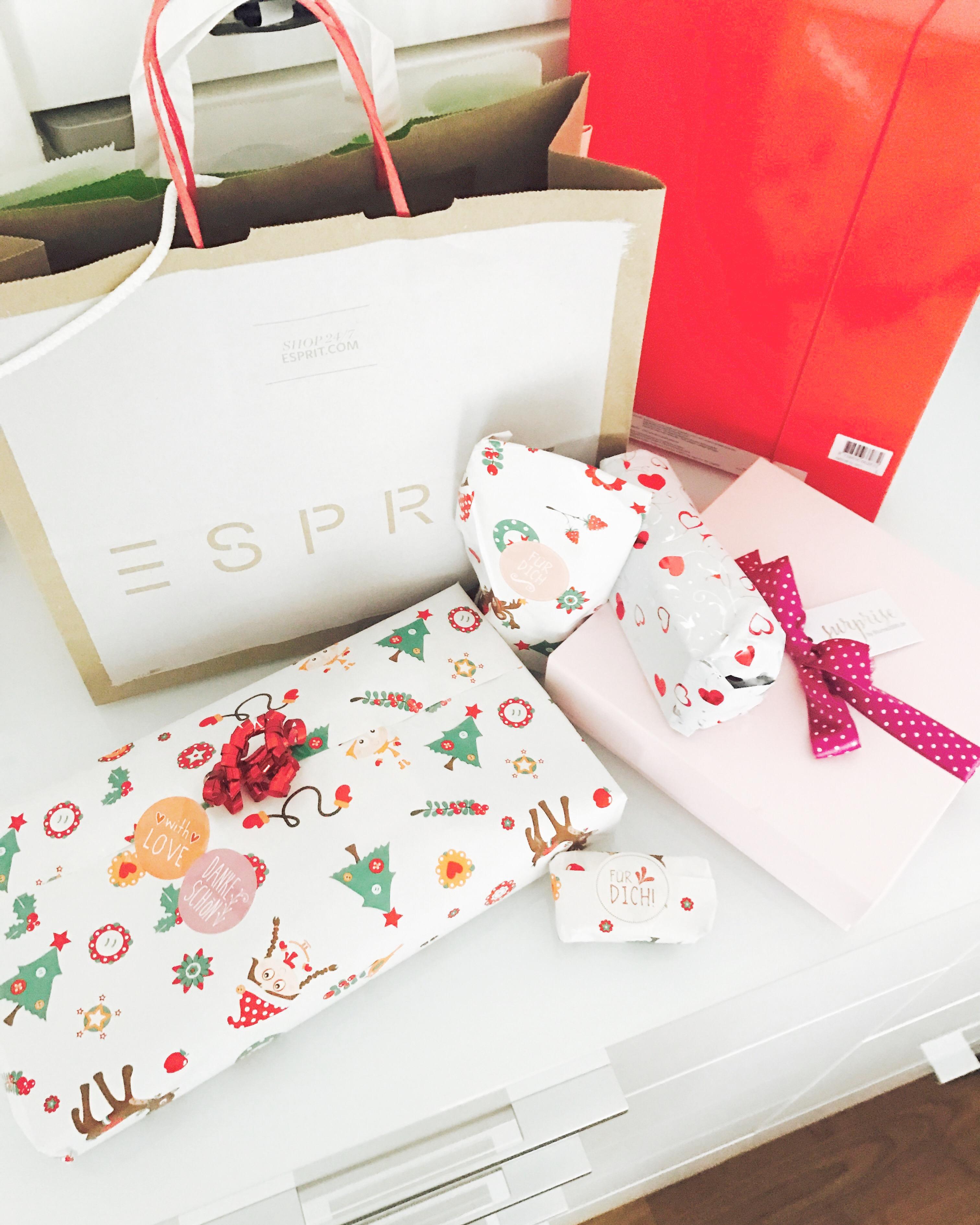 Meine Weihnachtsgeschenke.Meine Weihnachtsgeschenke Lissy Heinle